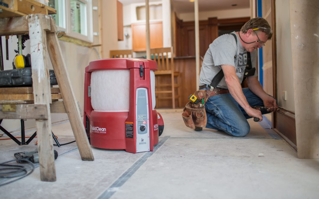 Dust Control for Home Renovations