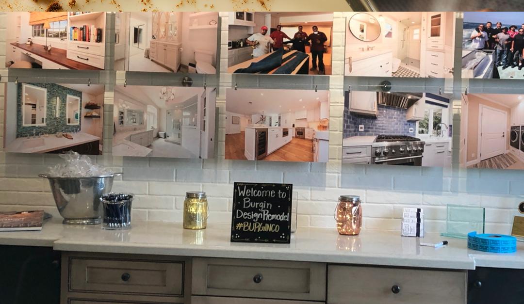 2018 Burgin Design Remodel Open House