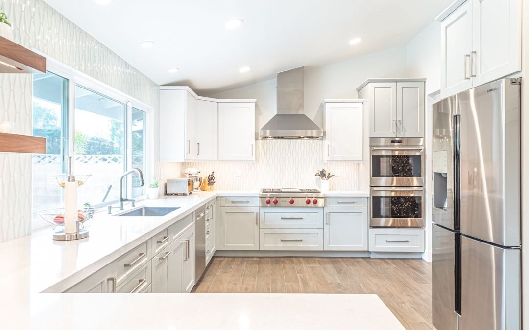 Before & After: 1960s Rossmoor Home Goes from Dated to Stylish Modern