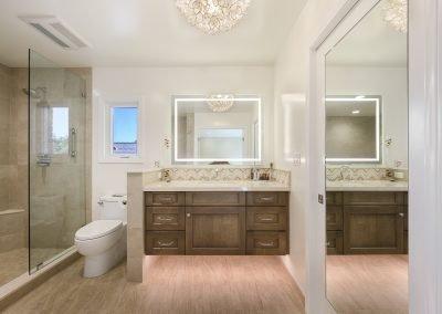 Huntington Beach Master Bathroom Remodel – Wiederrich